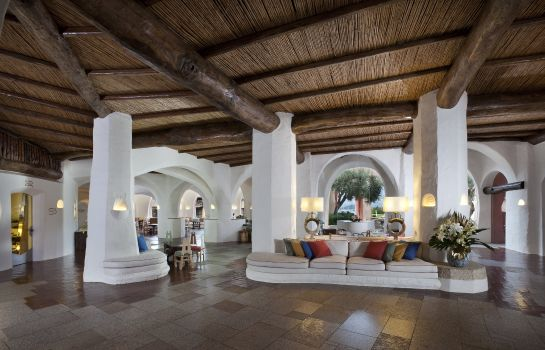 Hotelhalle Costa Smeralda  a Luxury Collection Hotel Hotel Cala di Volpe