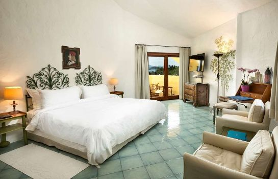 Zimmer Costa Smeralda  a Luxury Collection Hotel Hotel Cala di Volpe