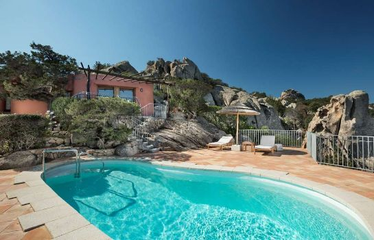 Außenansicht Costa Smeralda  a Luxury Collection Hotel Hotel Pitrizza