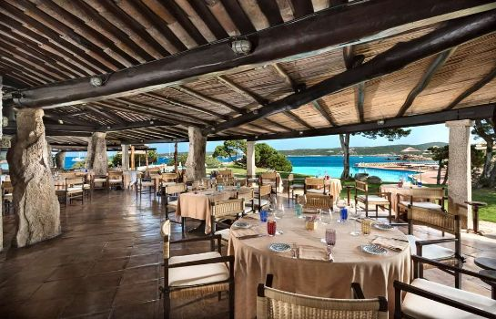 Restaurant Costa Smeralda  a Luxury Collection Hotel Hotel Pitrizza