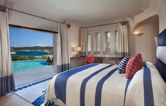 Zimmer Costa Smeralda  a Luxury Collection Hotel Hotel Pitrizza