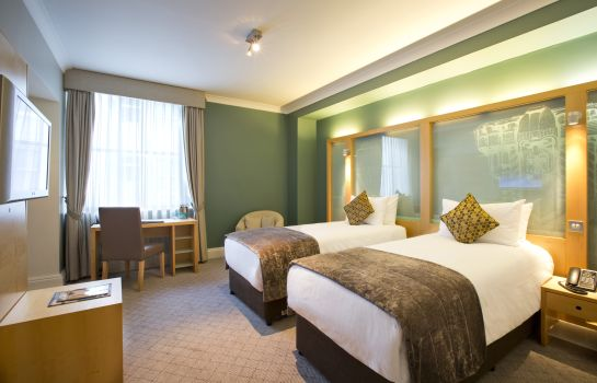 Chambre CUMBERLAND HOTEL MARBLE ARCH