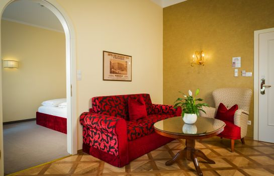 Suite junior Parkhotel Graz
