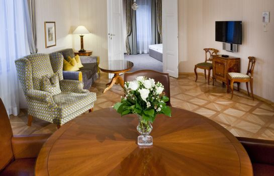 Suite Parkhotel Graz – Traditional Luxury