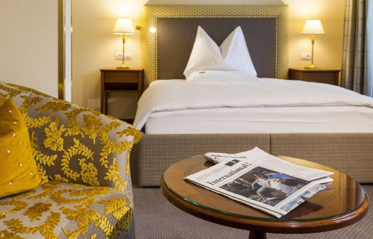 Chambre individuelle (standard) Parkhotel Graz – Traditional Luxury