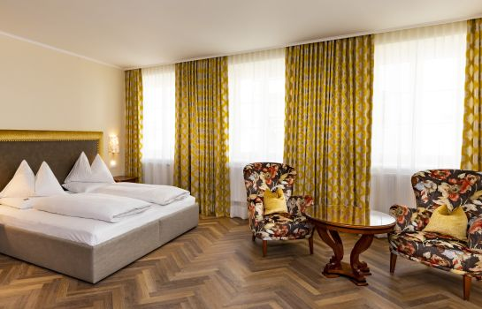 Chambre double (confort) Parkhotel Graz – Traditional Luxury