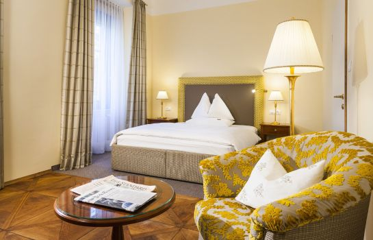 Chambre Parkhotel Graz – Traditional Luxury