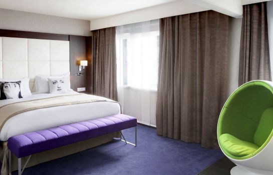 Suite Sofitel Brussels Le Louise