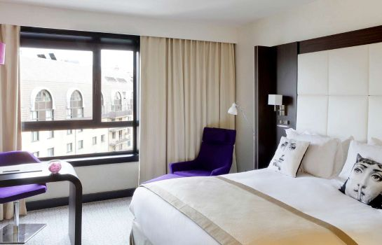 Zimmer Sofitel Brussels Le Louise