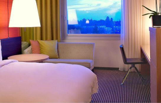 Chambre double (standard) InterContinental Hotels GENEVE