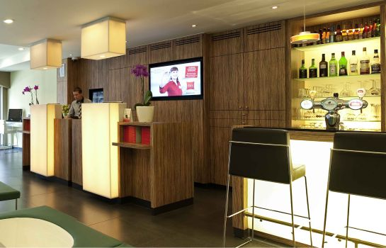 Hotel bar ibis Leuven Centrum