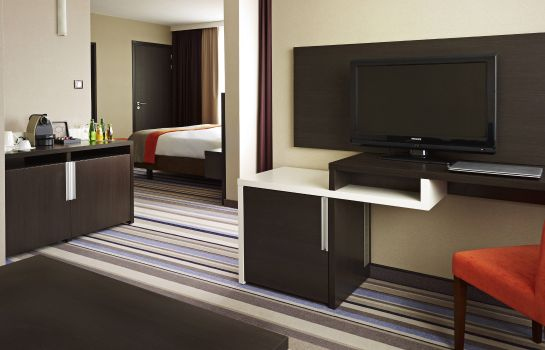 Junior suite Mercure Warszawa Centrum