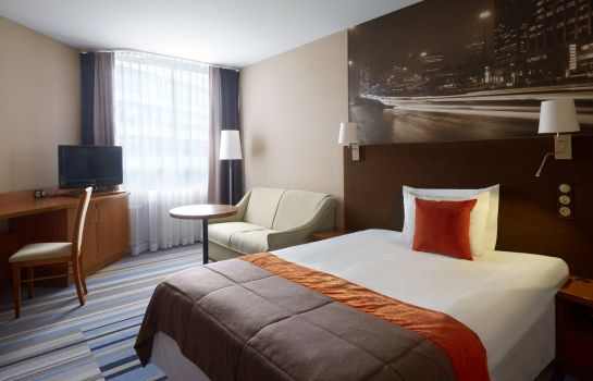 Single room (standard) Mercure Warszawa Centrum