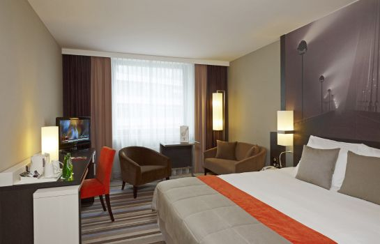 Double room (superior) Mercure Warszawa Centrum