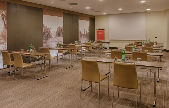 Meeting room NH Collection Milano President