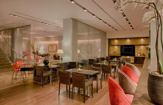 Hotel bar NH Collection Milano President