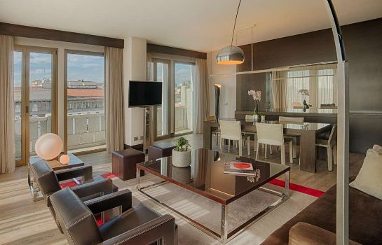 Suite NH Collection Milano President