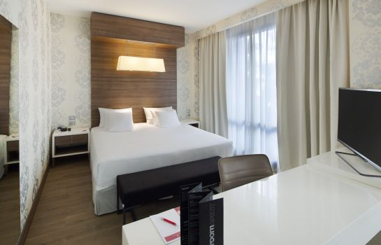 Double room (standard) NH Collection Milano President