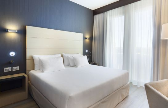 Double room (superior) NH Collection Milano President