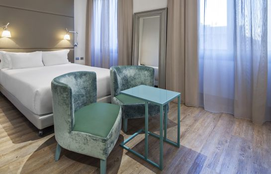 Double room (superior) NH Milano Touring