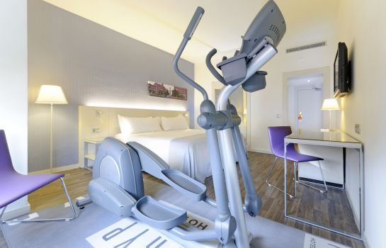 Double room (superior) Tryp Madrid Chamberi
