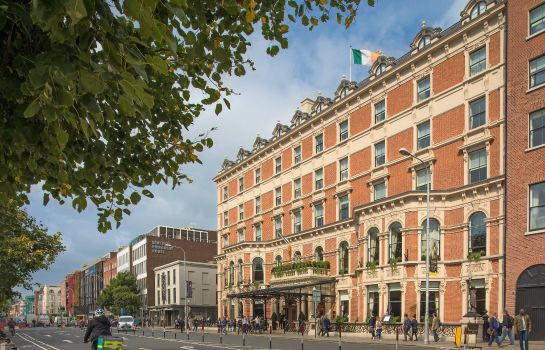 Exterior view The Shelbourne Dublin A Renaissance Hotel