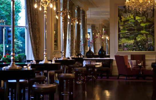 Hotel bar The Shelbourne Dublin A Renaissance Hotel