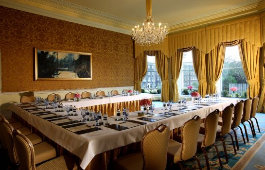 Conference room The Shelbourne Autograph Collection