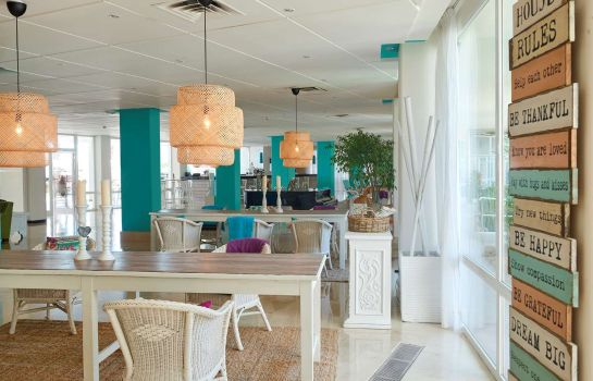 Hotelhalle Sol Beach House Mallorca (adults only)