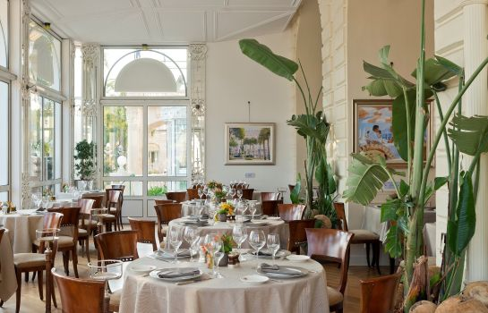 Restaurant InterContinental Hotels CARLTON CANNES