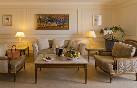 Suite InterContinental CARLTON CANNES