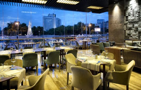 Restaurant The Marmara Taksim