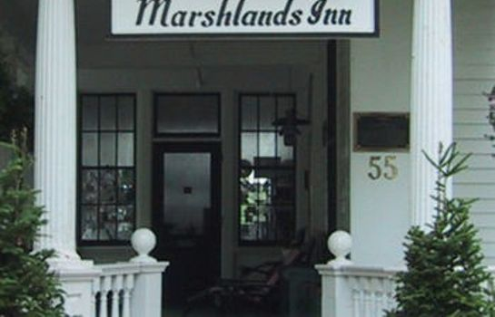 Exterior view Marshlands Inn