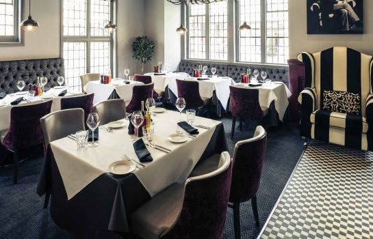 Restaurant Mercure Oxford Eastgate Hotel