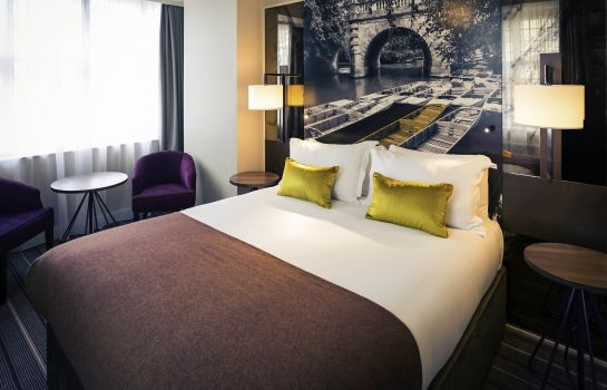 Standard room Mercure Oxford Eastgate Hotel