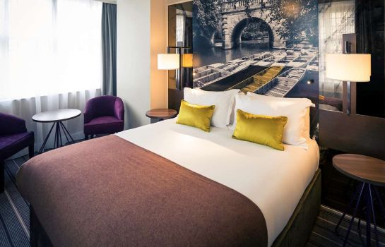 Room Mercure Oxford Eastgate Hotel