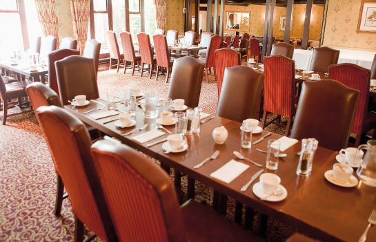 Restaurant Macdonald Alveston Manor