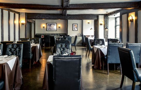 Restaurant Mercure Stratford upon Avon Shakespeare Hotel