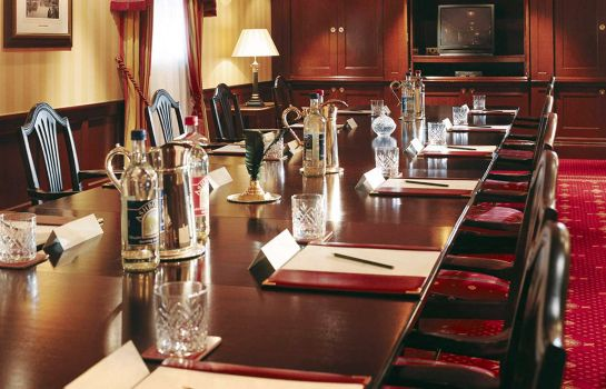 Conference room Mercure Stratford upon Avon Shakespeare Hotel