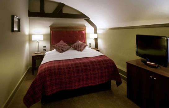 Standard room Mercure Stratford upon Avon Shakespeare Hotel