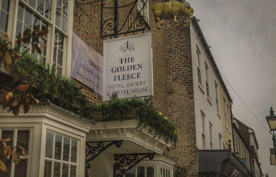 Info The Golden Fleece Hotel