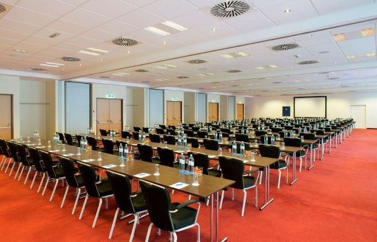 Sala konferencyjna NH Vienna Airport Conference Center