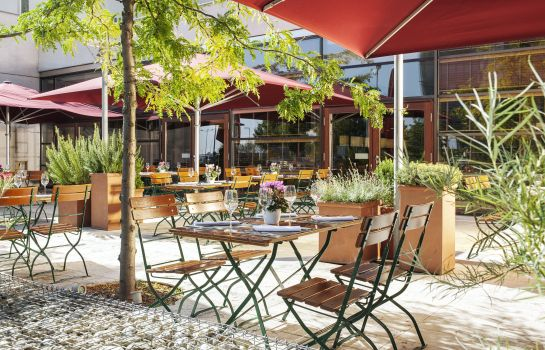 Terrasse NH Vienna Airport Conference Center