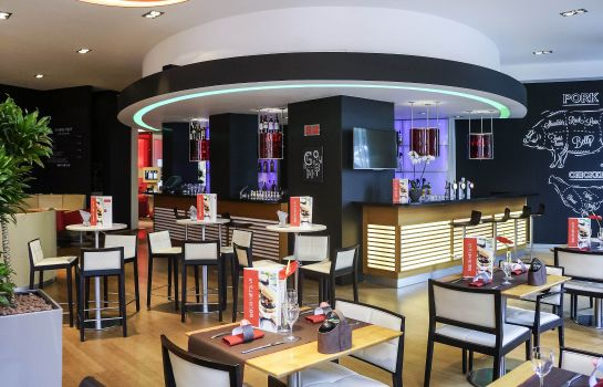Hotelbar Novotel Brussels off Grand Place