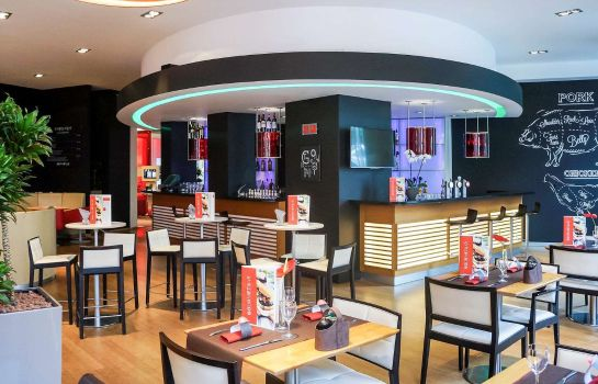 Hotel-Bar Novotel Brussels off Grand Place