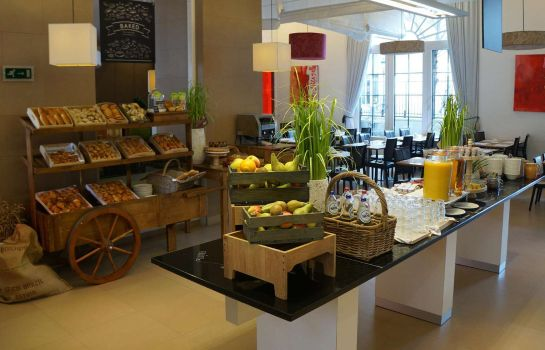 Restaurant Novotel Brussels off Grand Place
