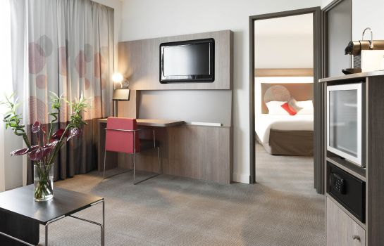 Suite Novotel Brussels off Grand Place
