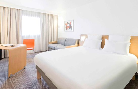 Kamers Novotel Brussels off Grand Place