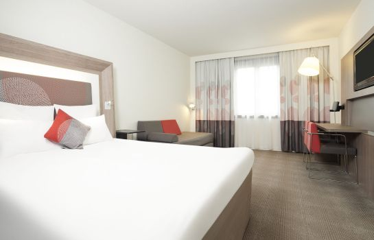 Zimmer Novotel Brussels off Grand Place