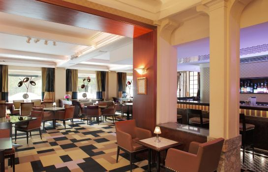 Bar del hotel Crowne Plaza BRUSSELS - LE PALACE